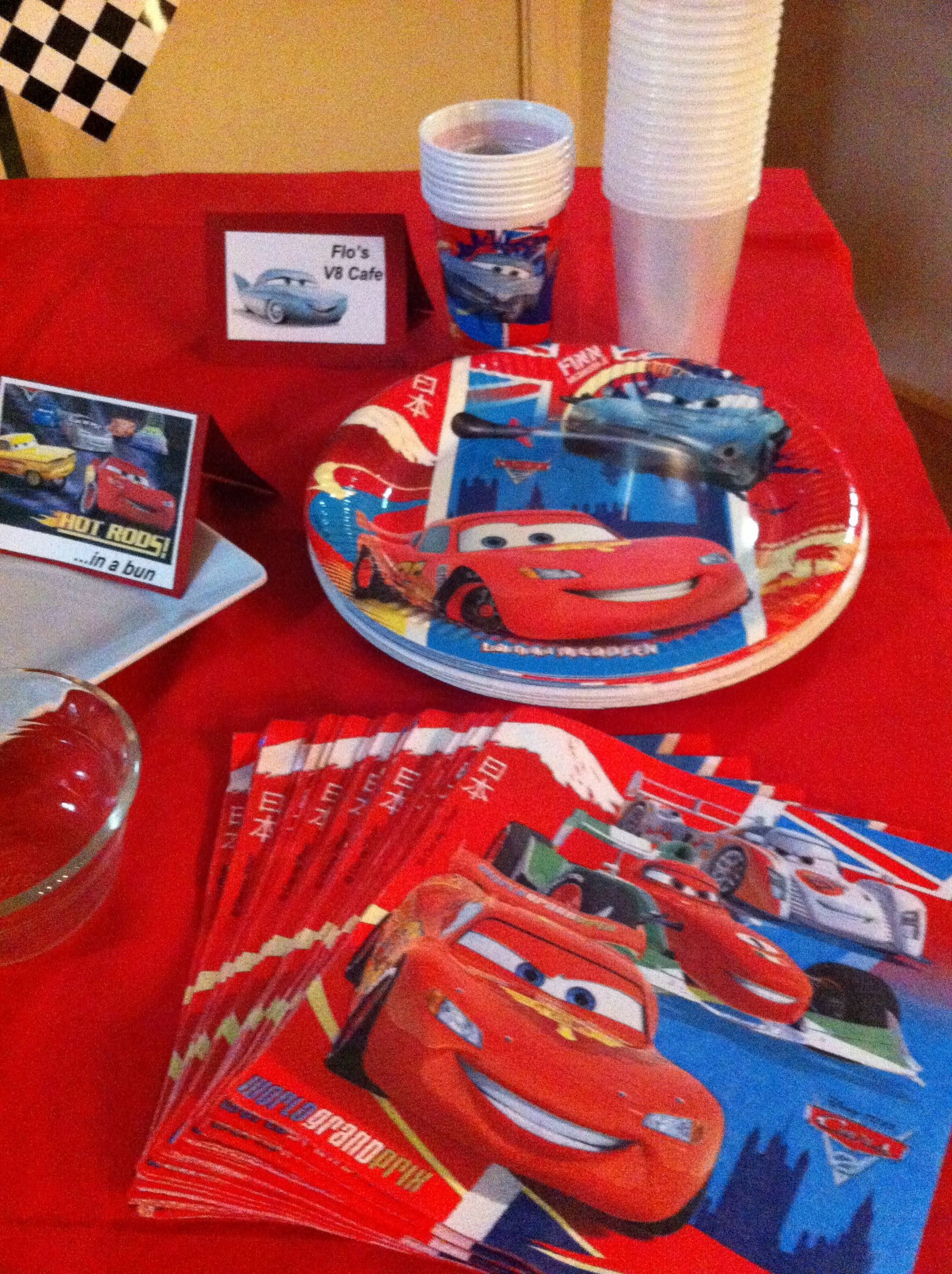 Best ideas about Birthday Party Supplies Online . Save or Pin Disney Cars Birthday Party on a Bud Kidz Activities Now.
