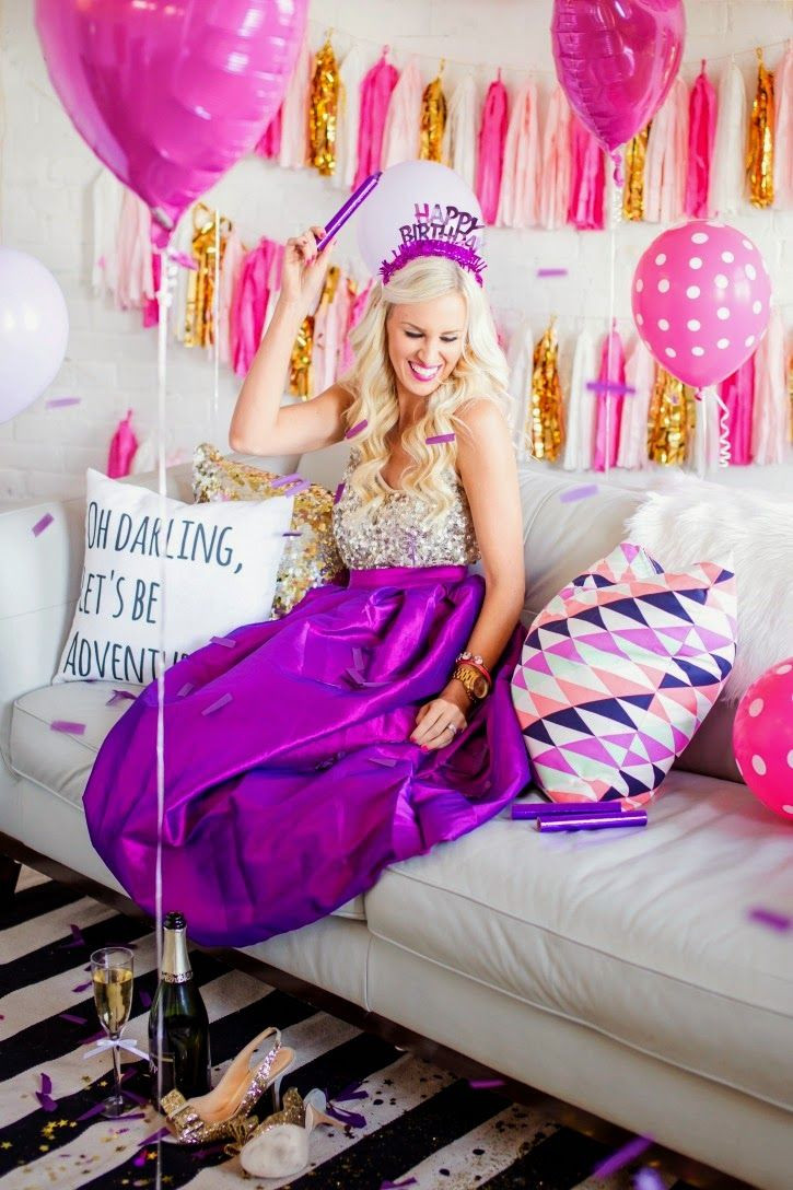 Best ideas about Birthday Photoshoot Ideas For Adults . Save or Pin Bleu Birthday Bash pt 1 with Kaylyn Leighton graphy Now.