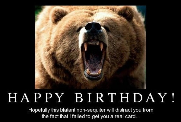 Best ideas about Birthday Pics Funny . Save or Pin 110 Happy Birthday Greetings with My Happy Now.
