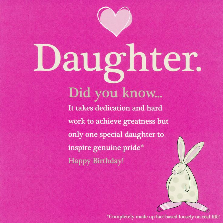 Best ideas about Birthday Quote For Daughter . Save or Pin Quotes From Daughter Happy Birthday QuotesGram Now.