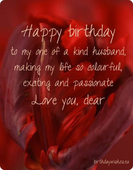 Best ideas about Birthday Quote For Husband . Save or Pin birthday image with message for husband Now.