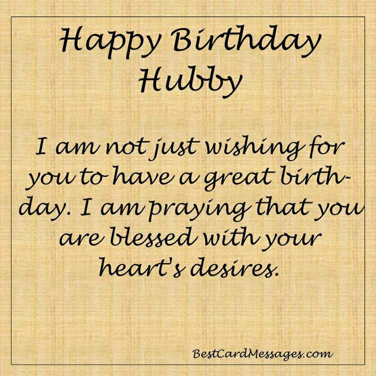 Best ideas about Birthday Quote For Husband . Save or Pin Husband Birthday Card Messages Quotes Now.