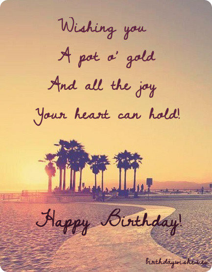 Best ideas about Birthday Quotes For A Friend . Save or Pin Happy Birthday Wishes For Friend With Now.
