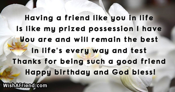 Best ideas about Birthday Quotes For Best Friend . Save or Pin Best Friend Birthday Quotes Now.
