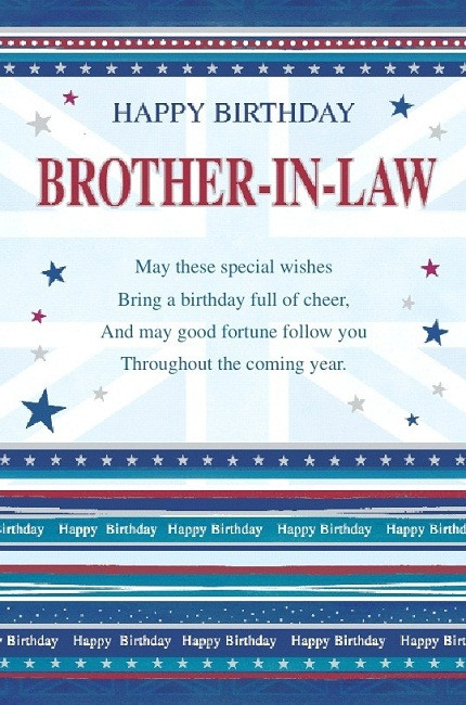 Best ideas about Birthday Quotes For Brother In Law . Save or Pin Birthday Wishes For Brother Quotes QuotesGram Now.