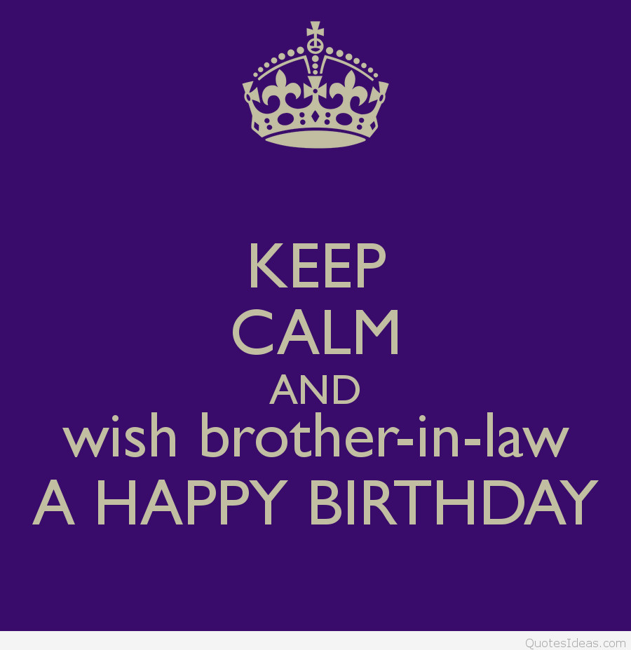 Best ideas about Birthday Quotes For Brother In Law . Save or Pin Top happy Birthday brothers in law quotes sayings & cards Now.