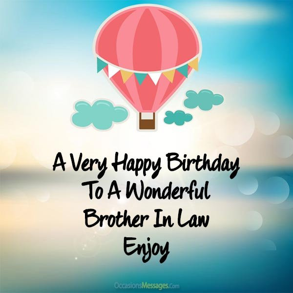 Best ideas about Birthday Quotes For Brother In Law . Save or Pin Top 100 Birthday Wishes for Brother In Law Occasions Now.