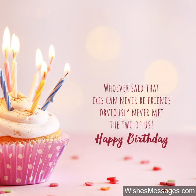 Best ideas about Birthday Quotes For Friend Girl . Save or Pin Birthday Wishes for Ex Girlfriend Quotes and Messages Now.