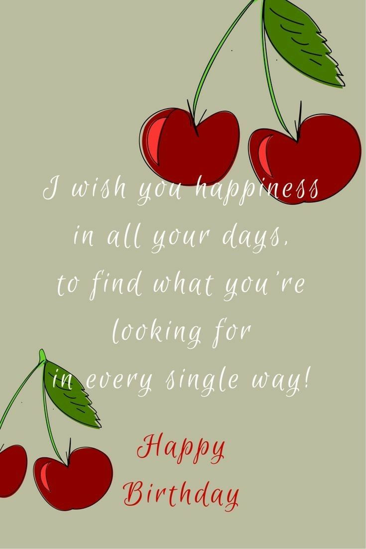 Best ideas about Birthday Quotes For Her . Save or Pin Best 25 Birthday poems ideas on Pinterest Now.