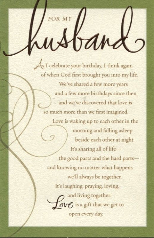 Best ideas about Birthday Quotes For Husband . Save or Pin printable christian birthday cards for husband Now.