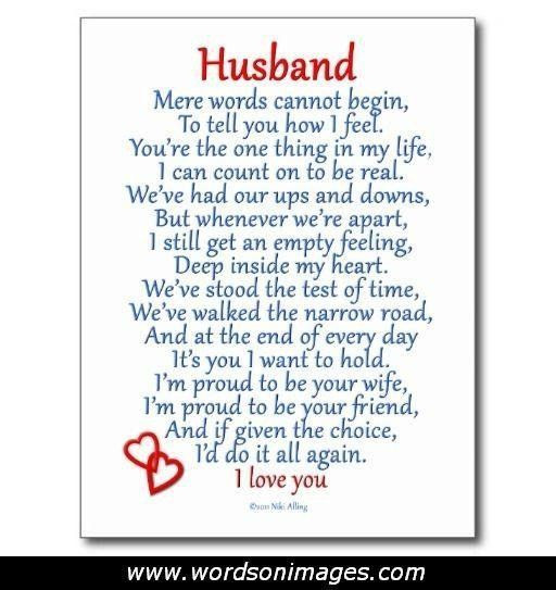 Best ideas about Birthday Quotes For Husband . Save or Pin Husband Love Postcard Now.