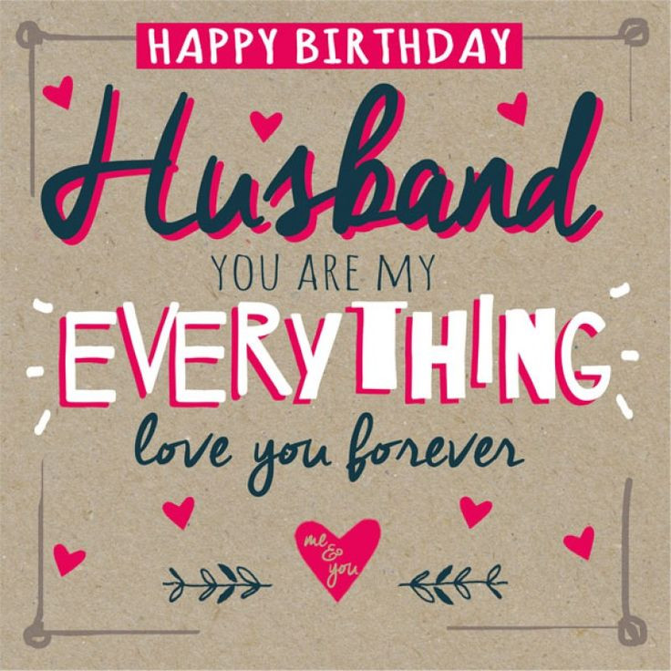 Best ideas about Birthday Quotes For Husband . Save or Pin 25 best ideas about Happy Birthday Husband on Pinterest Now.