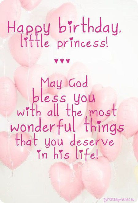 Best ideas about Birthday Quotes For Little Girl . Save or Pin birthday ecard for baby girl Favorite Now.