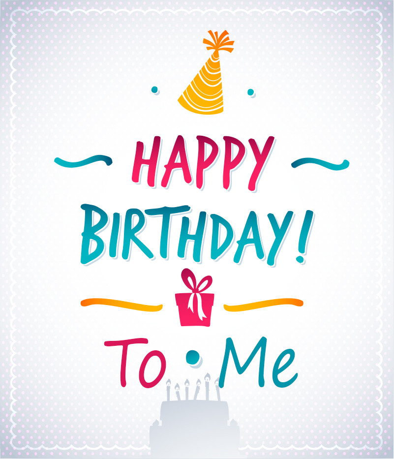 Best ideas about Birthday Quotes For Me . Save or Pin Special Happy Birthday to Me Collection Now.