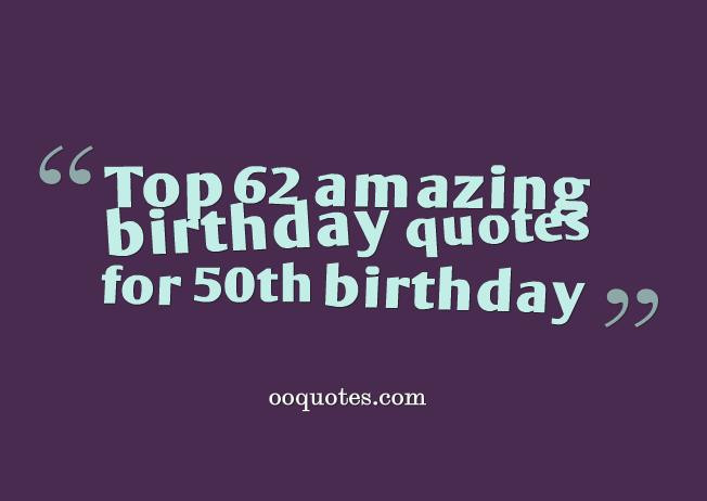 Best ideas about Birthday Quotes For Men . Save or Pin Fifty Birthday Quotes For Men QuotesGram Now.
