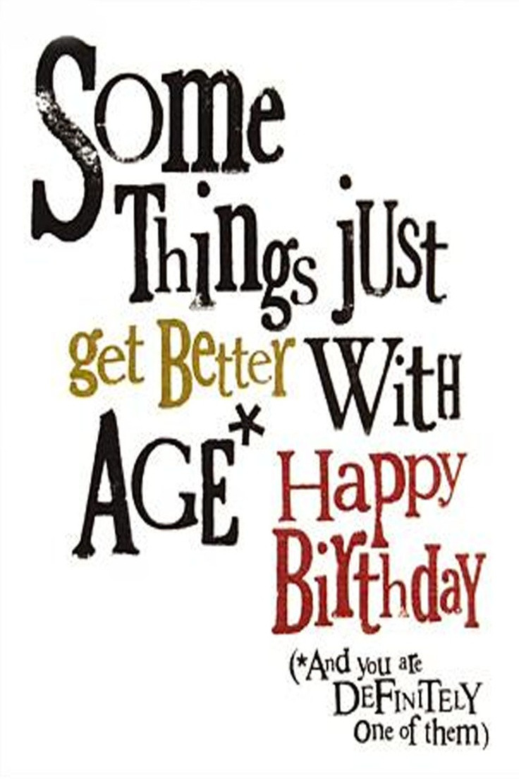 Best ideas about Birthday Quotes For Men . Save or Pin Happy Birthday Quotes Happy birthday – OMG Quotes Now.