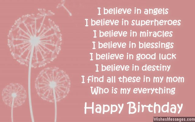 Best ideas about Birthday Quotes For Mom . Save or Pin Best Happy Birthday Mom Quotes From Sun QuotesGram Now.