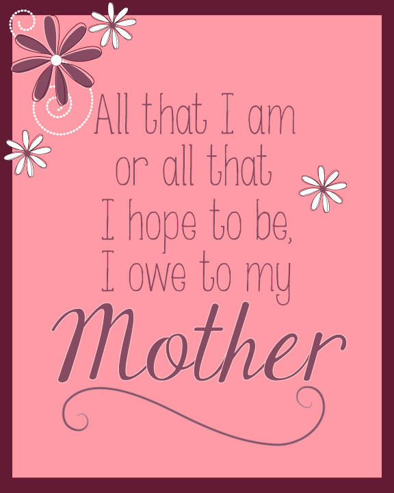Best ideas about Birthday Quotes For Mom . Save or Pin Mother Birthday Quotes QuotesGram Now.