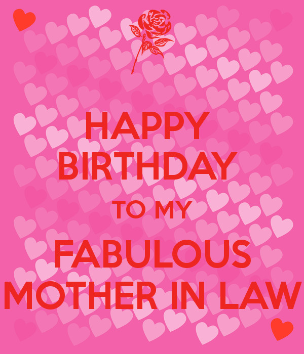 Best ideas about Birthday Quotes For Mother In Law . Save or Pin Mother In Law Birthday Quotes QuotesGram Now.