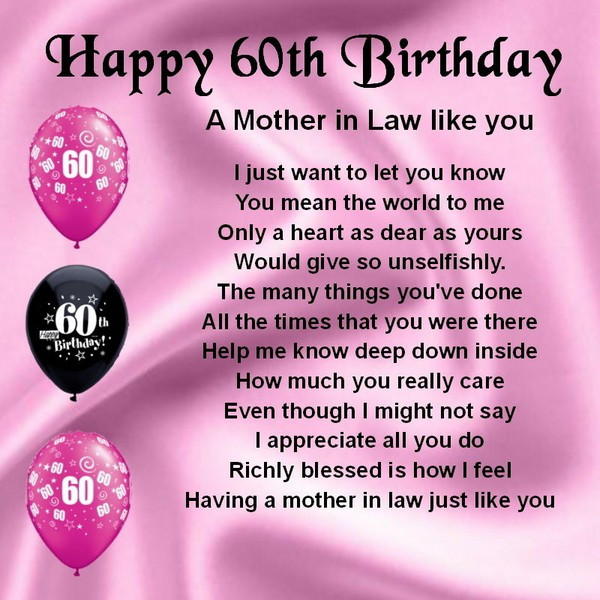 Best ideas about Birthday Quotes For Mother In Law . Save or Pin 47 Happy Birthday Mother in Law Quotes My Happy Birthday Now.