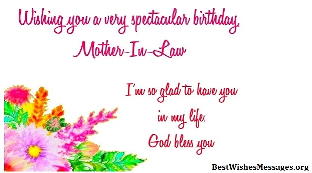 Best ideas about Birthday Quotes For Mother In Law . Save or Pin 100 Happy Birthday Wishes Messages Quotes for Mother Now.