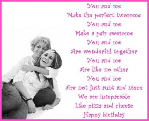 Best ideas about Birthday Quotes For Niece From Aunt . Save or Pin Happy Birthday Wishes Poems and Quotes for a Niece Now.