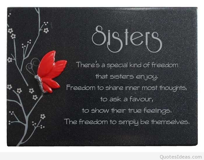Best ideas about Birthday Quotes For Sisters . Save or Pin Wonderful happy birthday sister quotes and images Now.