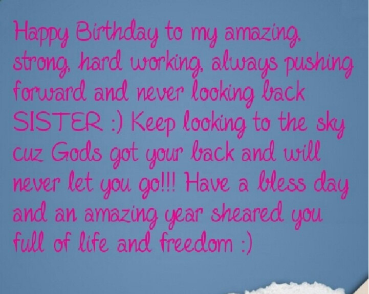 Best ideas about Birthday Quotes For Sisters . Save or Pin Happy Birthday quotes for Sister ts images This Blog Now.