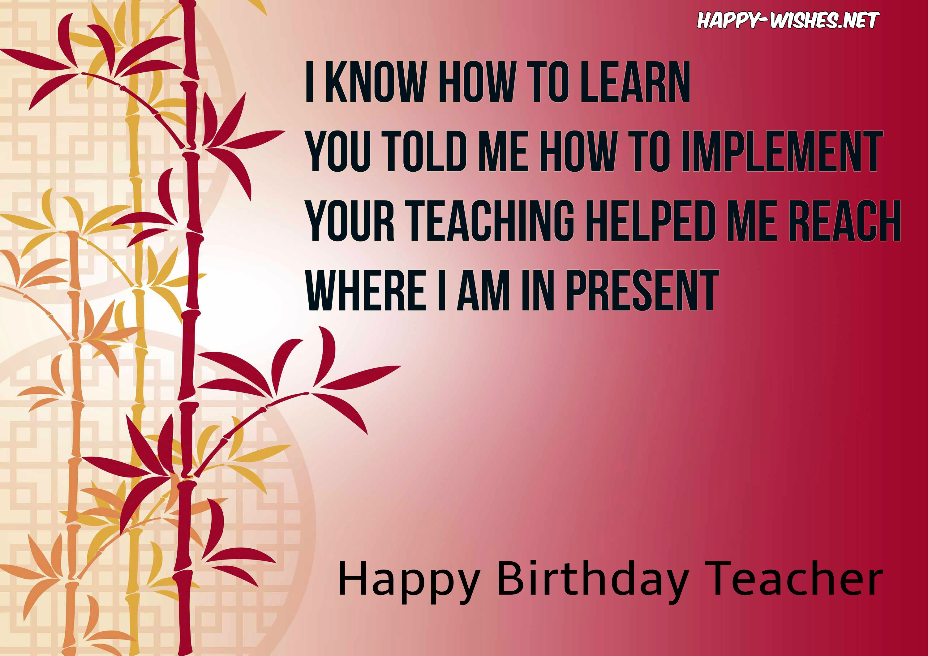 Best ideas about Birthday Quotes For Teacher . Save or Pin Happy Wishes Quotes Memes & Messages Now.