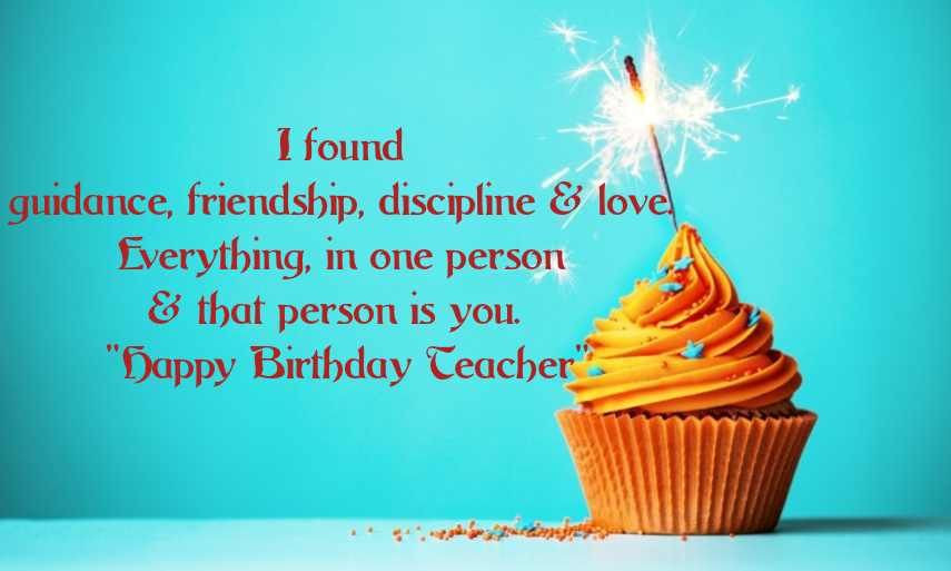 Best ideas about Birthday Quotes For Teacher . Save or Pin Birthday wishes Quotes and for Teacher Birthday Now.