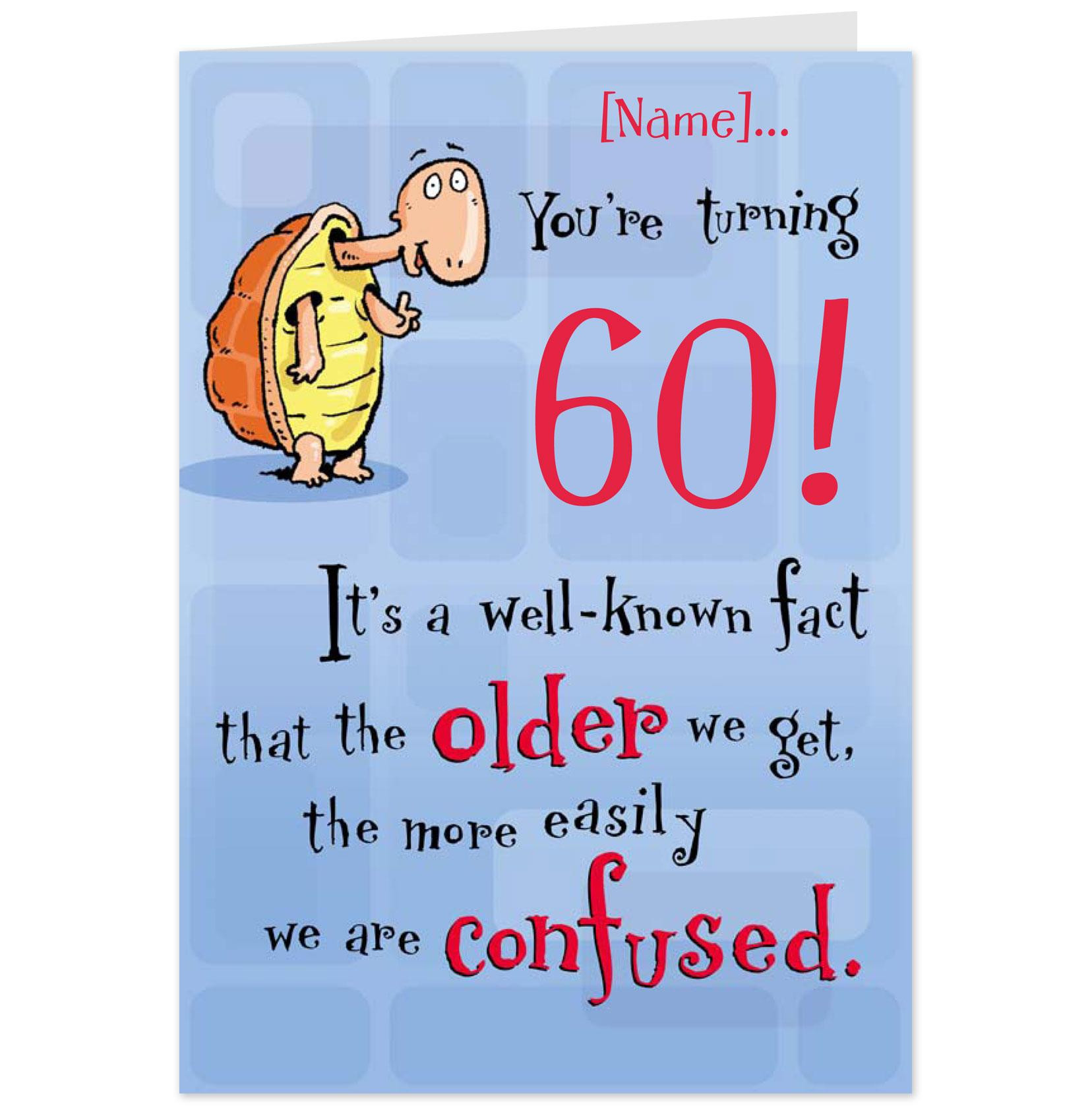 Best ideas about Birthday Quotes Funny . Save or Pin Greeting Card Funny Quotes QuotesGram Now.