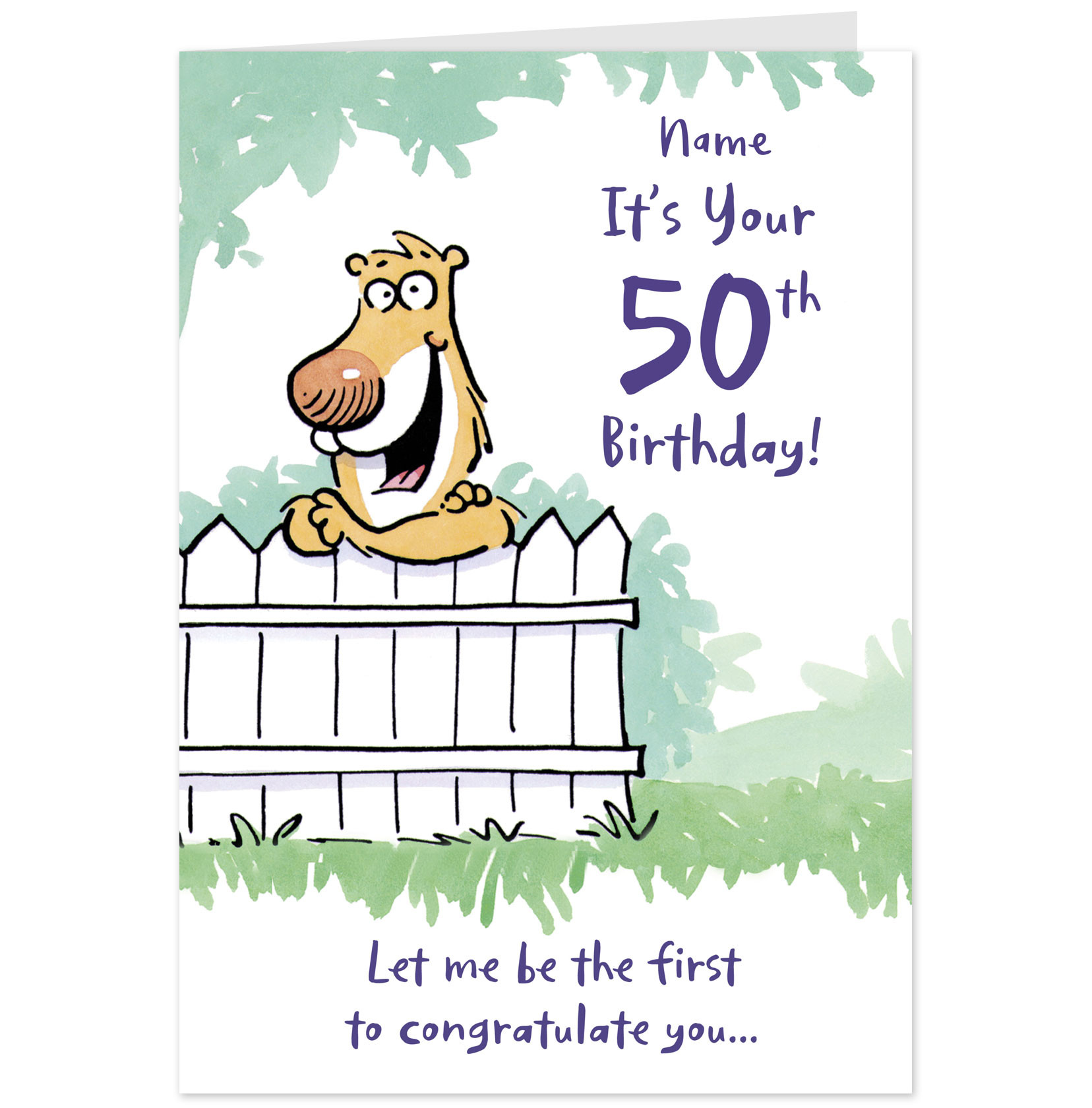 Best ideas about Birthday Quotes Funny . Save or Pin The Big 50 Birthday Quotes QuotesGram Now.