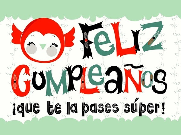Best ideas about Birthday Quotes In Spanish . Save or Pin 25 best ideas about Spanish happy birthday on Pinterest Now.
