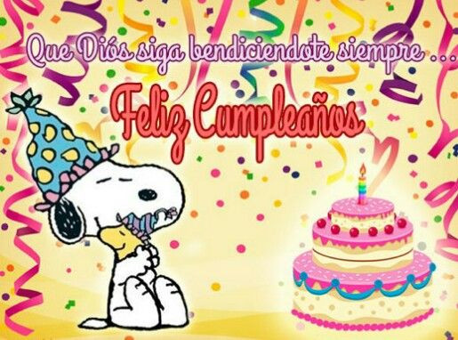 Best ideas about Birthday Quotes In Spanish . Save or Pin Snoopy Spanish Happy Birthday Now.
