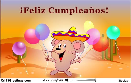Best ideas about Birthday Quotes In Spanish . Save or Pin Funny Spanish Birthday Wishes pc Now.