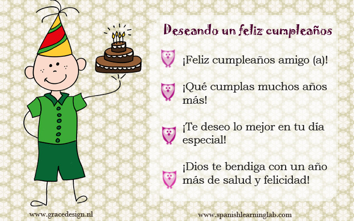 Best ideas about Birthday Quotes In Spanish . Save or Pin Happy Birthday Quotes In Spanish QuotesGram Now.