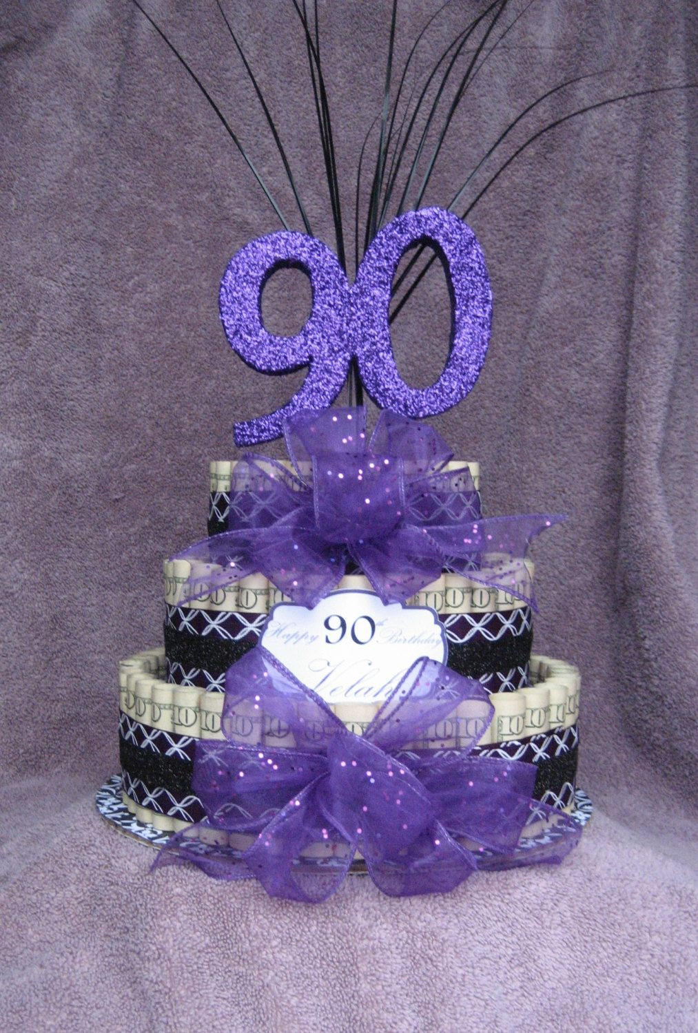 Best ideas about Birthday Return Gifts Under $5 . Save or Pin Money Cakes from Creative Creations by MC Is a great Now.