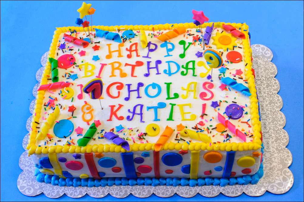 Best ideas about Birthday Sheet Cake . Save or Pin Birthday Celebration Sheet Cake Now.