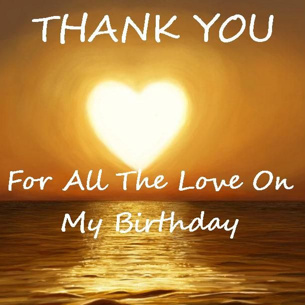 Best ideas about Birthday Thank You Quotes . Save or Pin THANK YOU So much to all the friends and family who Now.