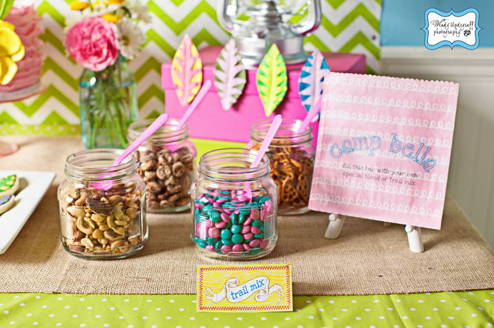 Best ideas about Birthday Treat Ideas . Save or Pin Camp birthday party treat ideas • The Celebration Shoppe Now.