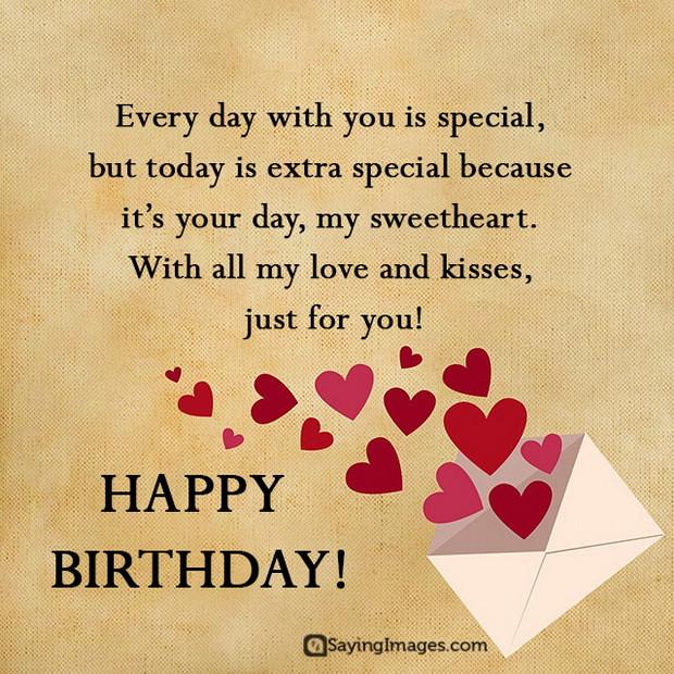 Best ideas about Birthday Wish For Boyfriend . Save or Pin Sweet Happy Birthday Wishes for Boyfriend Now.