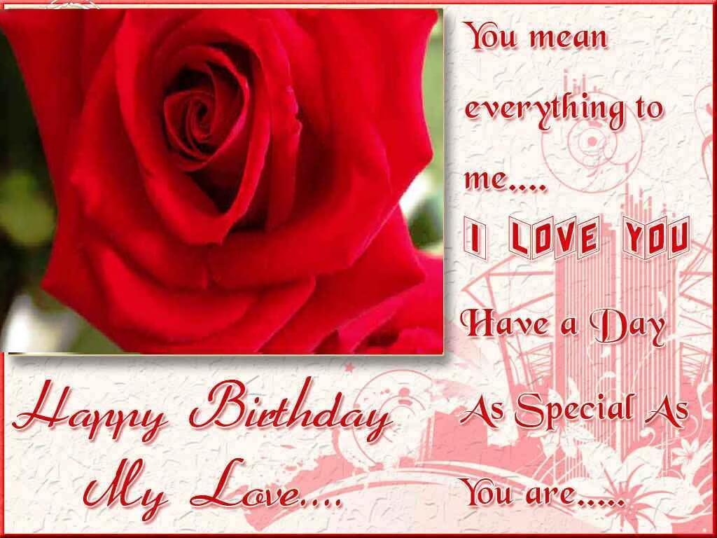 Best ideas about Birthday Wish For Boyfriend . Save or Pin Birthday Wishes for Boyfriend Romantic & Lovely Message Now.