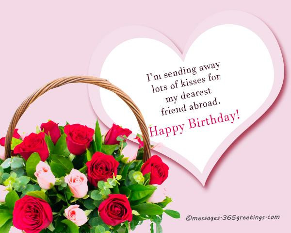 Best ideas about Birthday Wish For Friend . Save or Pin Happy Birthday Wishes For Friends 365greetings Now.