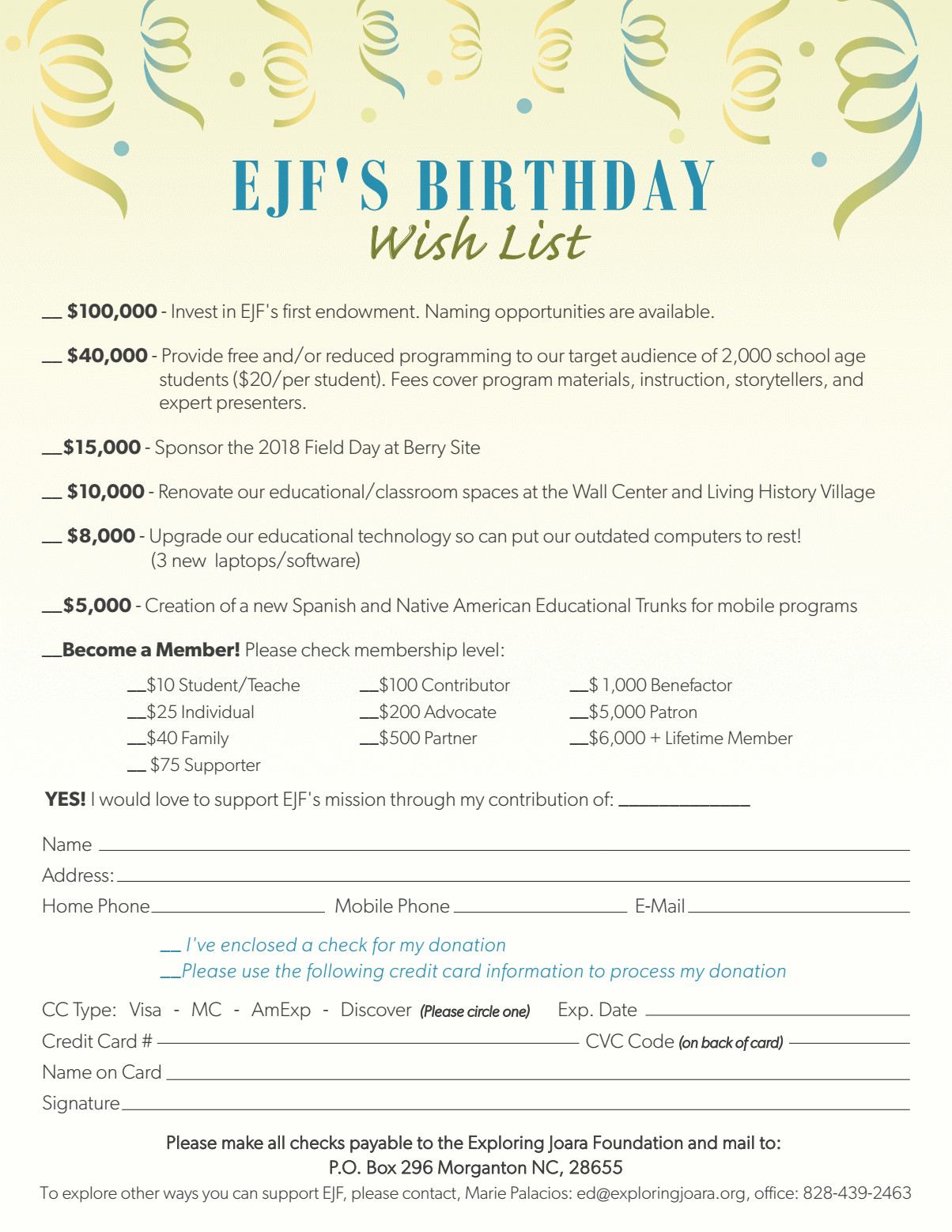 Best ideas about Birthday Wish List . Save or Pin Exploring Joara Foundation – Unearthing the Forgotten Past Now.