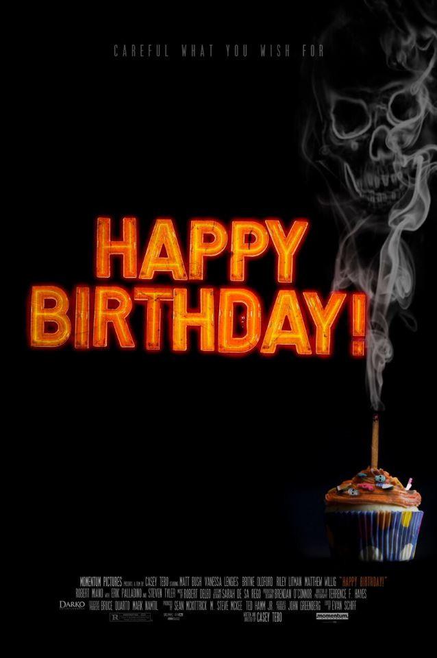 Best ideas about Birthday Wish Movie . Save or Pin STEVEN TYLER Stars In Happy Birthday Horror Movie Now.