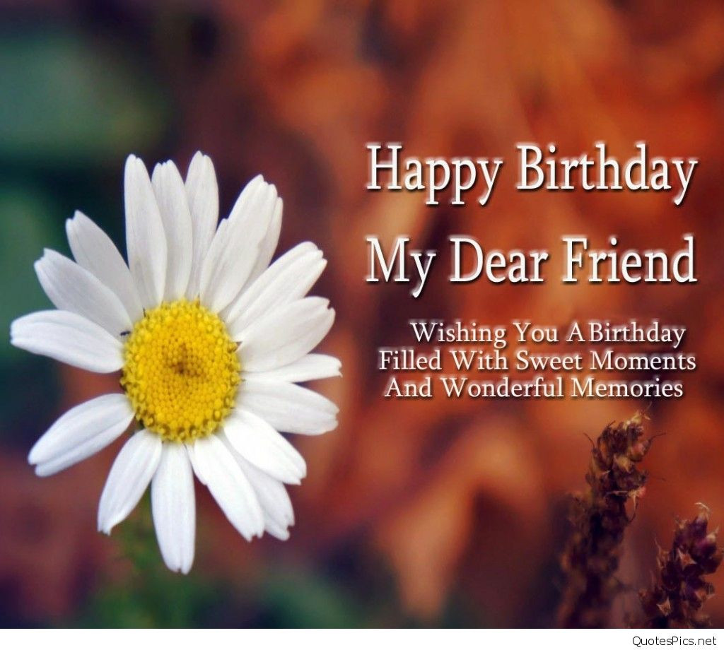 Best ideas about Birthday Wish To A Friend . Save or Pin Best happy birthday card wishes friend friends sayings Now.