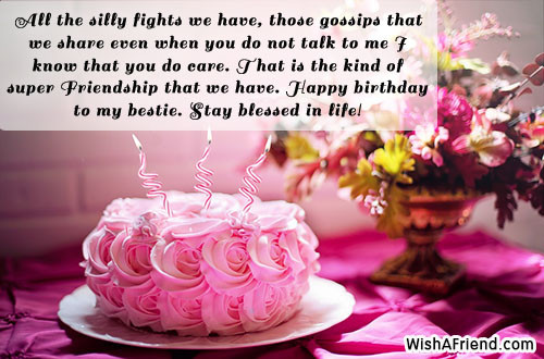 Best ideas about Birthday Wish To A Friend . Save or Pin Birthday Wishes For Friends Now.