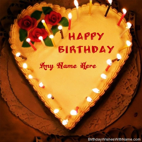 Best ideas about Birthday Wishes Cake With Name . Save or Pin Birthday Wishes s With Name impremedia Now.