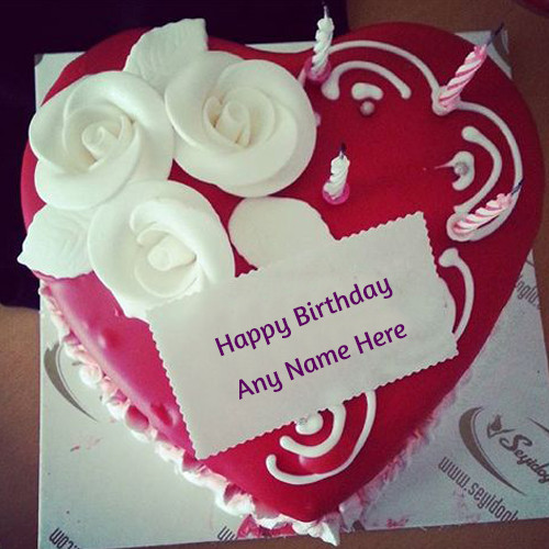 Best ideas about Birthday Wishes Cake With Name . Save or Pin name birthday wishes – Write name on image Now.