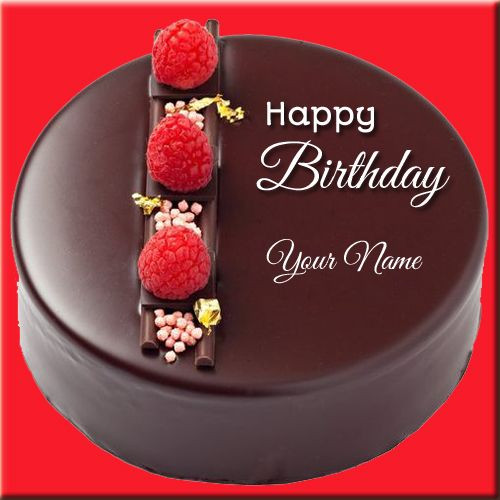 Best ideas about Birthday Wishes Cake With Name . Save or Pin Write Name on Have A Lovely Birthday Wishes Cake Print Now.